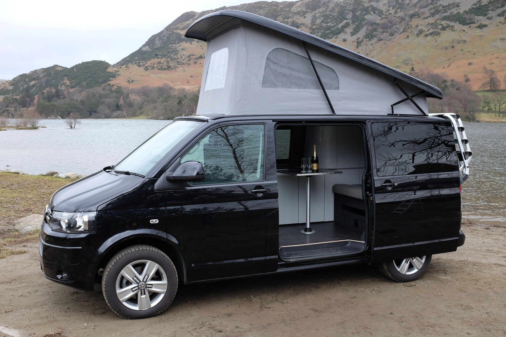 vw campervan hire lake district cumbria summit campervan hire. Black Bedroom Furniture Sets. Home Design Ideas